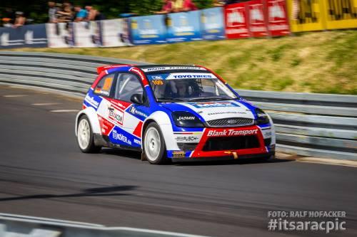 DRX 2018, 2. Lauf in Gründau | Sven Seeliger | Ford Fiesta ST Super1600_4