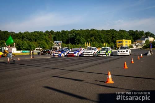 DRX 2018, 2. Lauf in Gründau | Sven Seeliger | Ford Fiesta ST Super1600_6